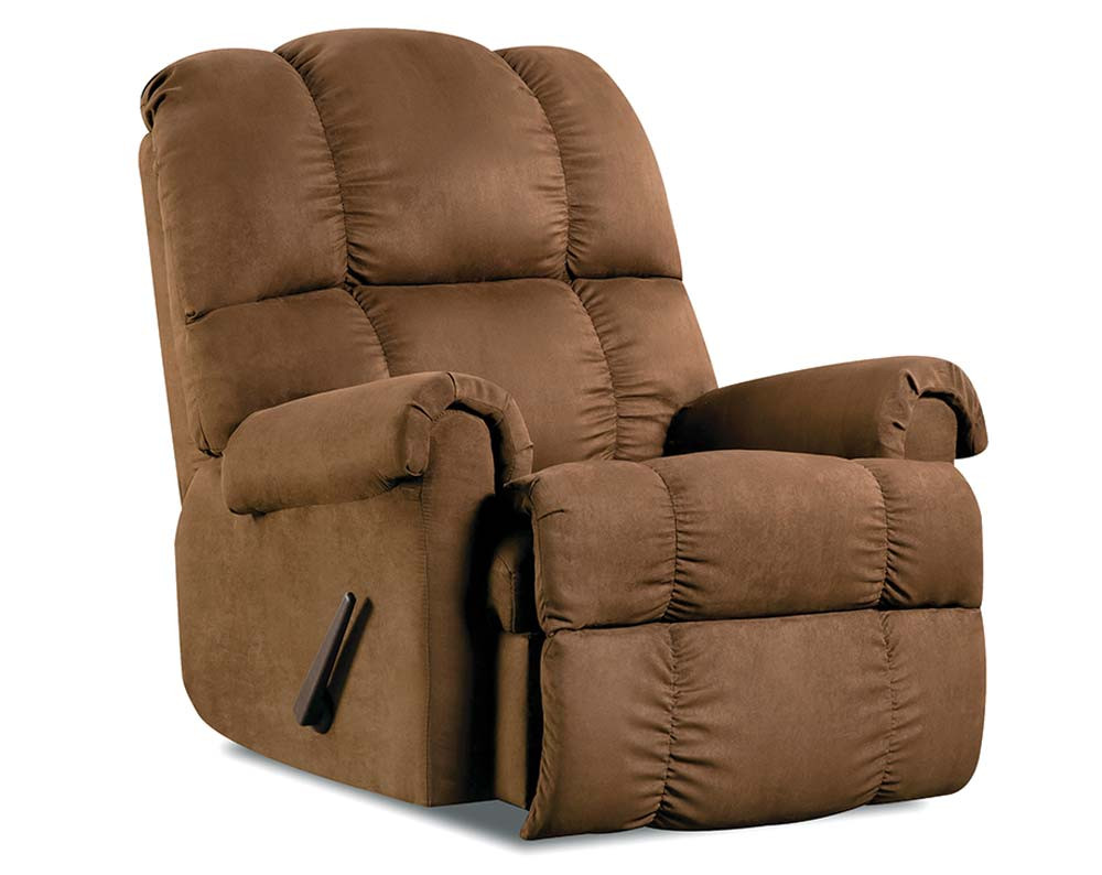 Factory Select Chocolate Recliner