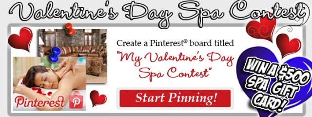 Valentine's Day Pinterest Contest