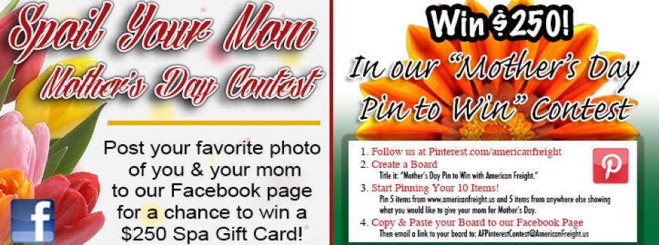 Mother's Day Contests