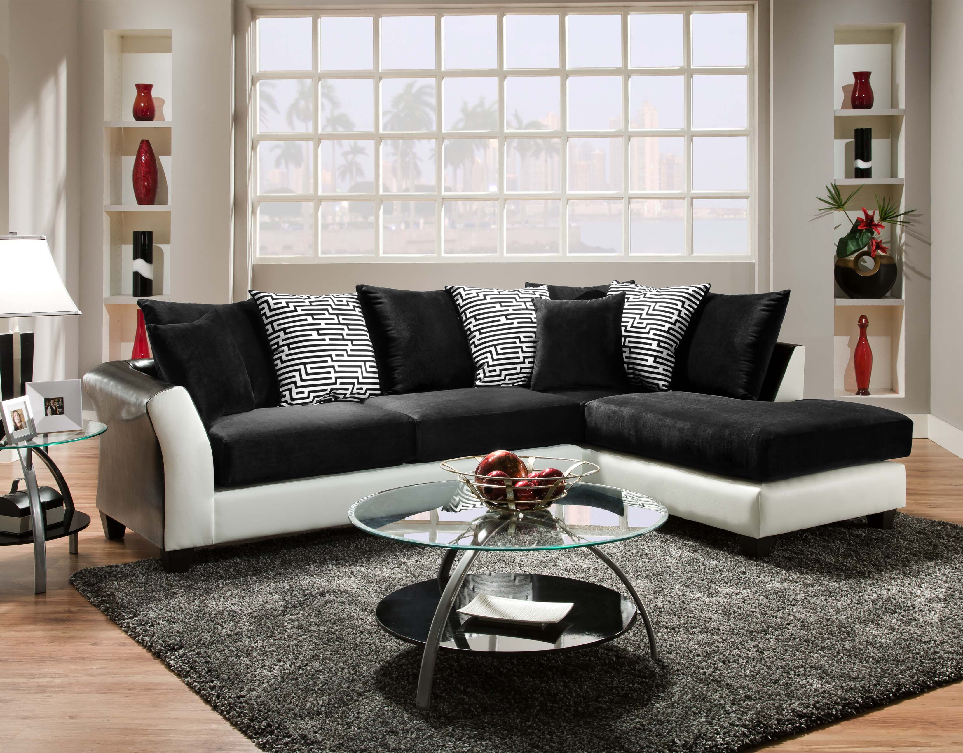 Featured Friday ZigZag Sectional American Freight