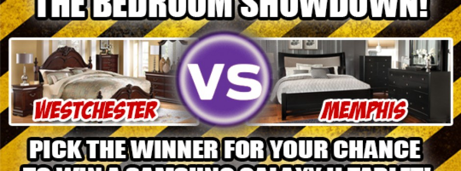 Summer Bedroom Showdown contest