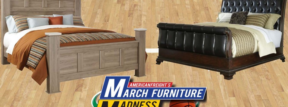 March Furniture Madness Round 3