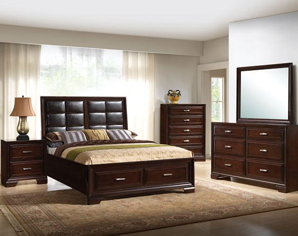 Featured friday jacob storage bed american freight for Spring hill designs bedroom furniture