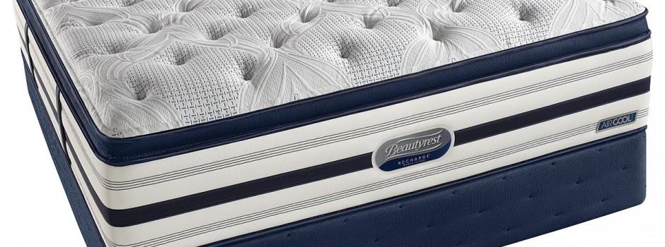 Pinetta plush mattress