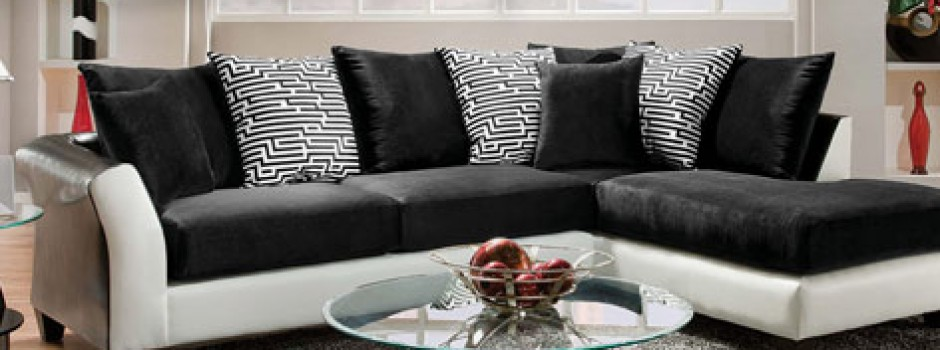 Featured Friday: ZigZag Sectional Sofa