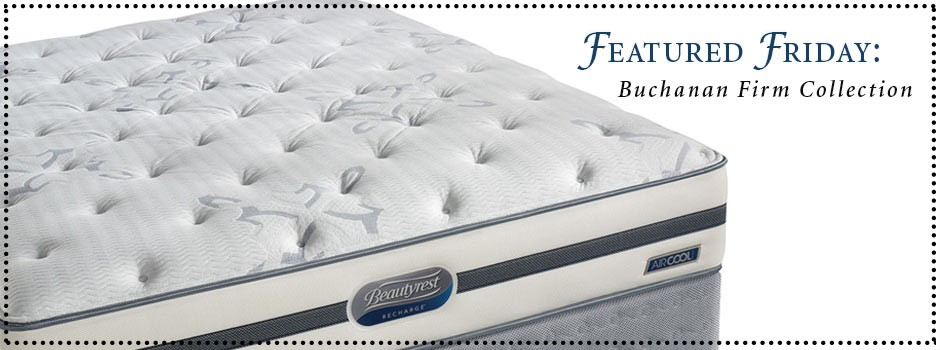 Buchanan Firm Mattress Collection