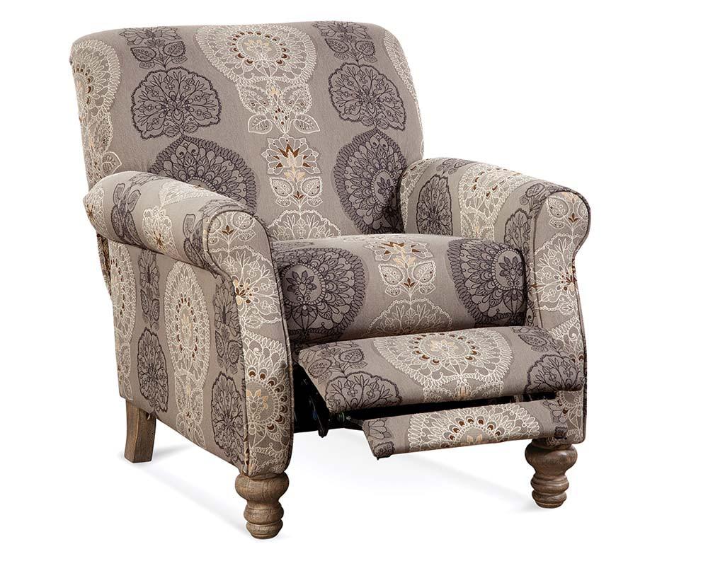 Baroque Fog Reclining Chair