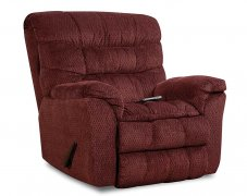 Aegean Wine Recliner with Heat & Massage