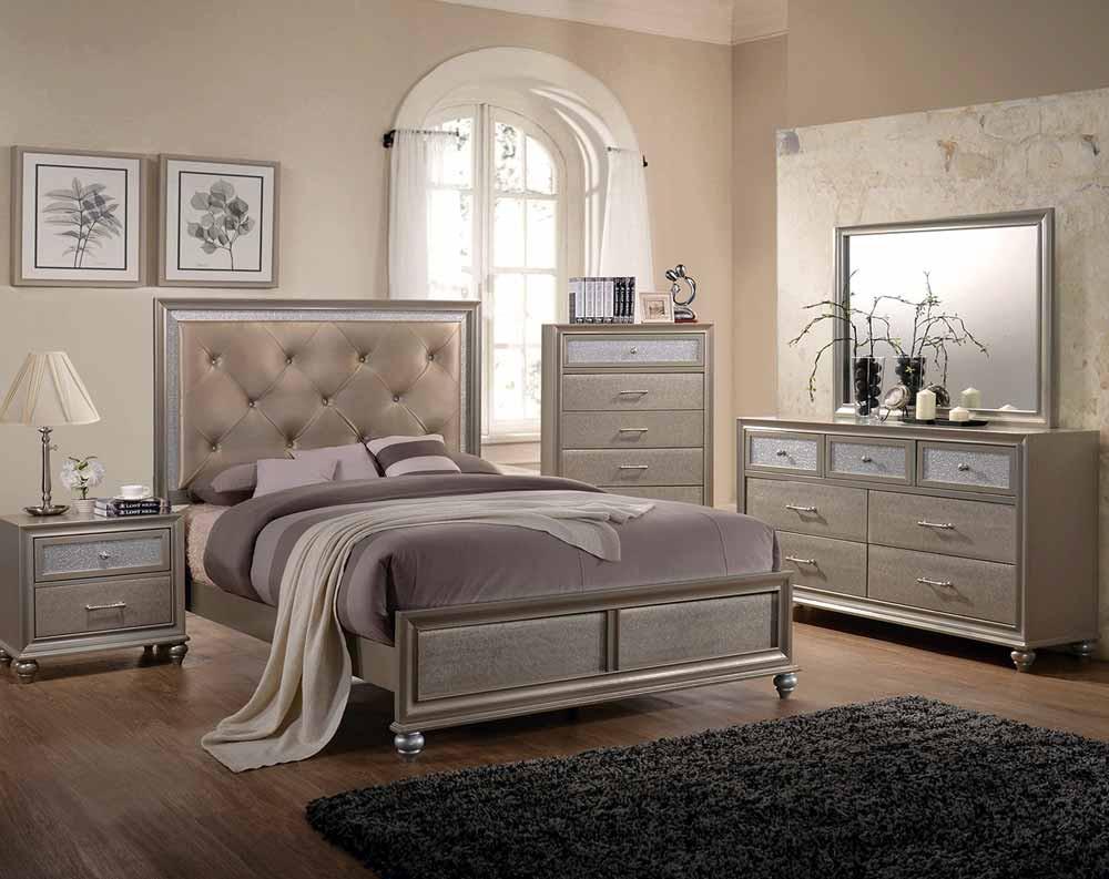 Lila Bedroom Set