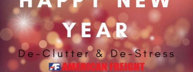 American Freight New Years Sale