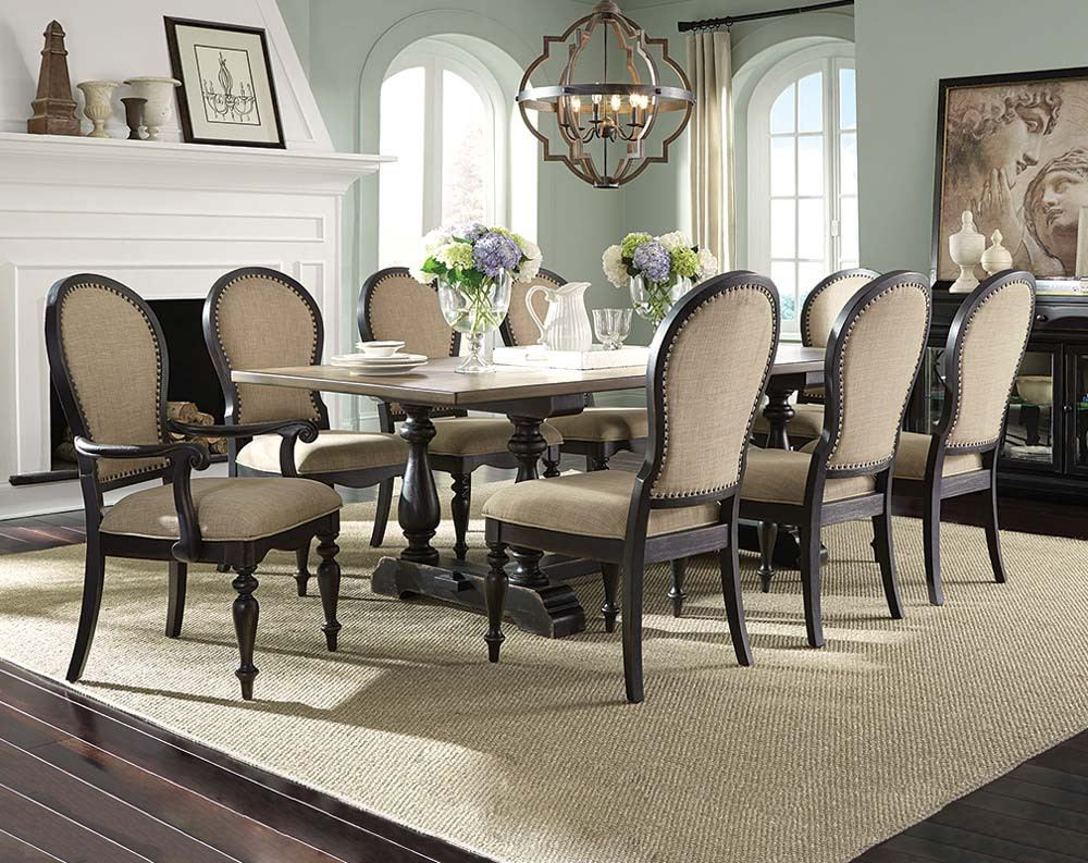 Dining tables for every size dining room or kitchen for Kitchen dining room chairs