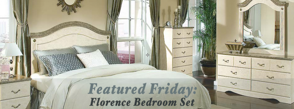Florence Bedroom Set