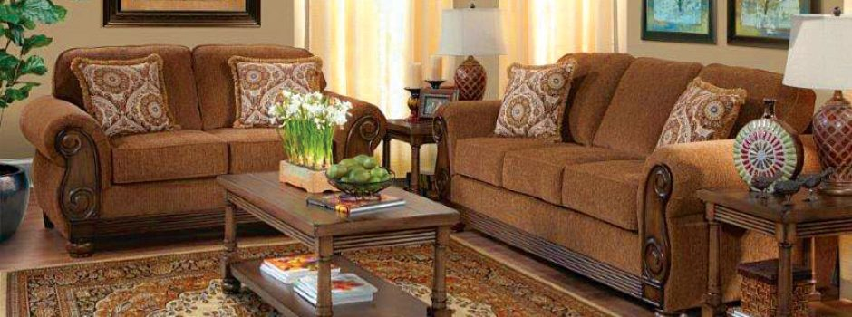 Pick Pocket Brazil Sofa & Loveseat