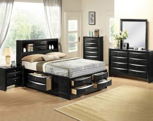 Emily Storage Bedroom Set