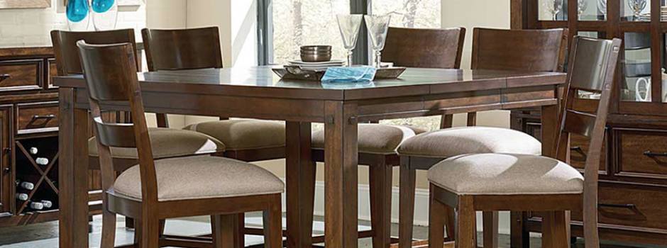 Featured Friday: Cameron 5 Piece Counter Height Dining Set