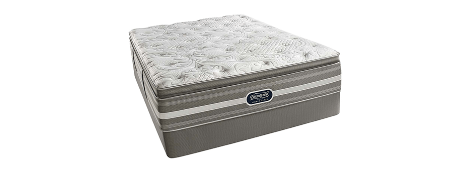 Featured Friday Simmons Del Ray Plush Mattress Collection