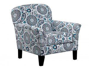 Sancho Paisley Arm cHAIR