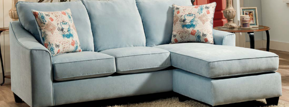 Elizabeth Spa Sectional Sofa