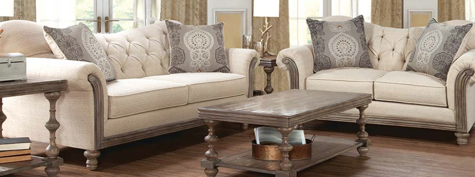 Featured Friday: Paradigm Quartz Sofa & Loveseat