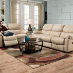 Searider Hazelnut Reclining Sofa & Loveseat