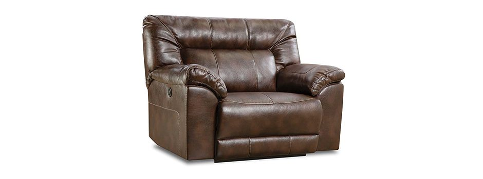 Abilene Tobacco Power Cuddler Recliner