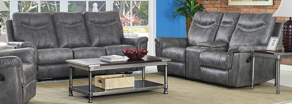 Featured Friday Oxford Hall Reclining Sofa and Loveseat