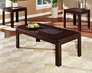 Sparkle 3 Piece Table Set