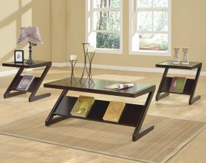 Zachary 3 Piece Table Set