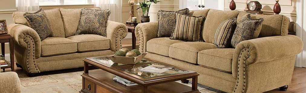 featured friday outback antique sofa and loveseat