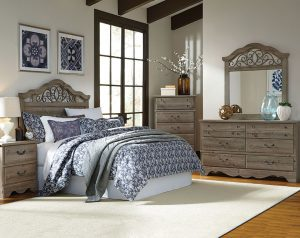 Timber Creek Full/Queen Bedroom Set