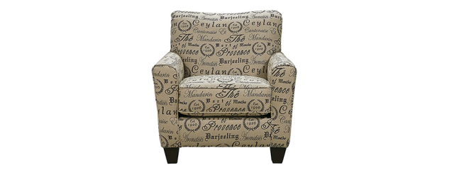 Featured Friday: Tea House Accent Chair