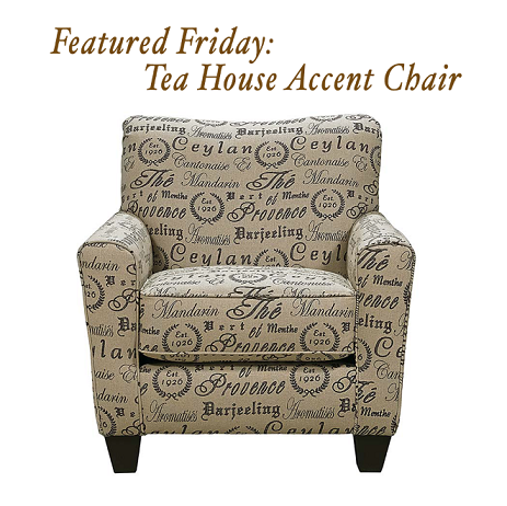 Featured Friday: Tea House Accent House