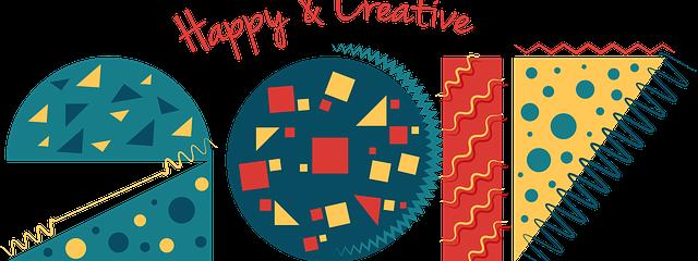 Happy and Creative Year