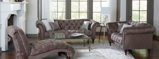 Monopolian Living Room Set