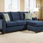 Nile Blue 2 Piece Sectional Sofa