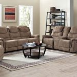 Glen Haven Reclining Sofa & Loveseat