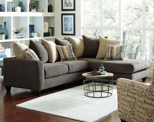 Corey 2 PC. Sectional Sofa