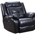 Lincoln Bark Rocker Recliner