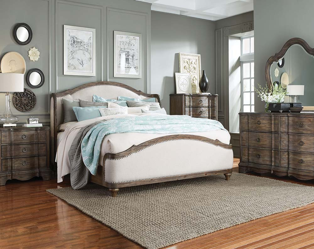 Parliament Bedroom Set