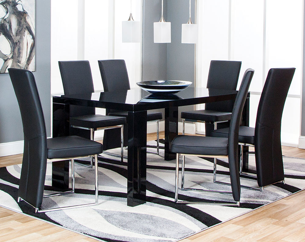 Venice 5 Piece Dining Set