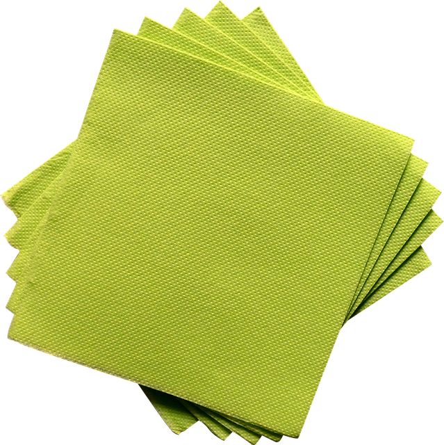 Green Napkins