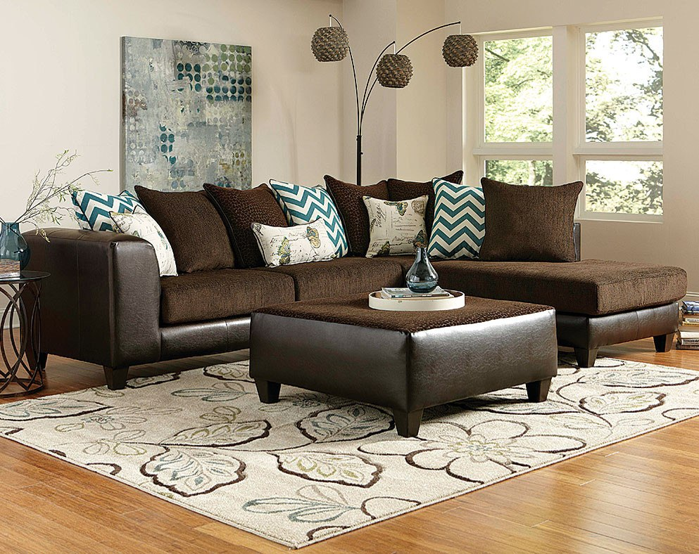 Featured Friday Reggae Vibes Sectional Sofa American Freight Furniture Blog