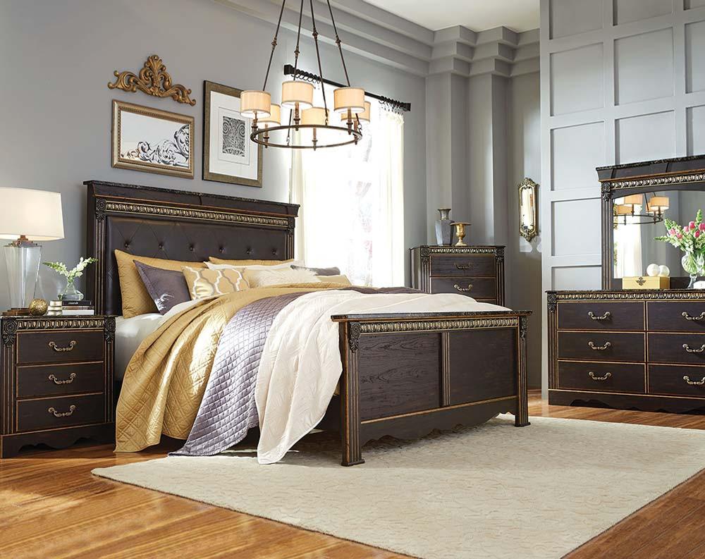 Harveill Bedroom Set