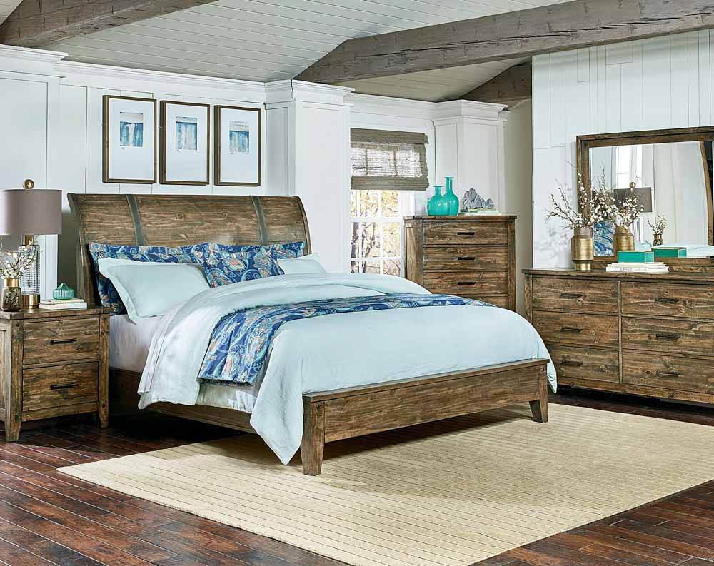 Featured Friday Nelson Bedroom Set American Freight Furniture Blog