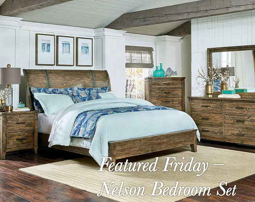 Featured Friday: Nelson Bedroom Set | American Freight Furniture Blog