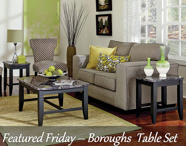 FF-Boroughs Table Set