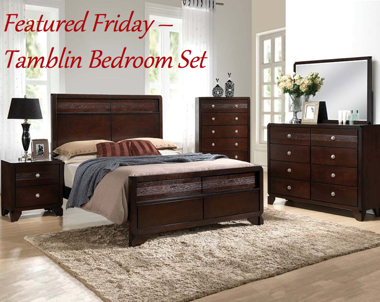 Tamblin Bedroom Set