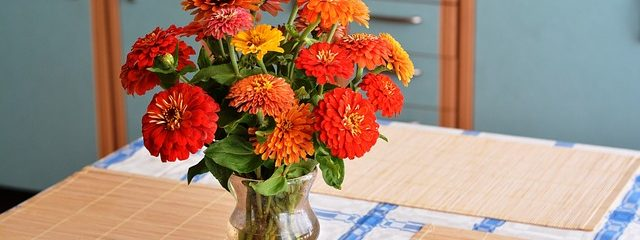 Dining Table Bouquet