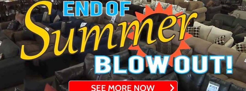 End of Summer Blowout!