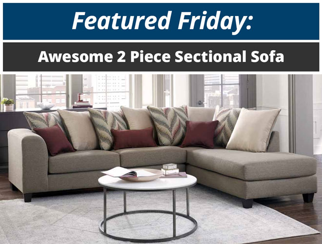 Featured Friday: Awesome Sectional Sofa